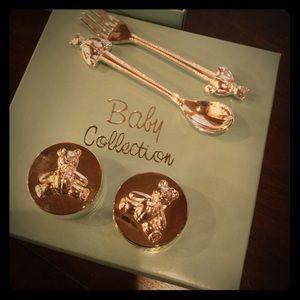 Baby Collection Newborn Gift Box Set Feeding